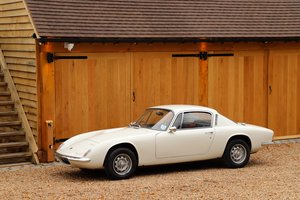 Picture of Lotus Elan+2, 1969.  Cirrus white. For Sale