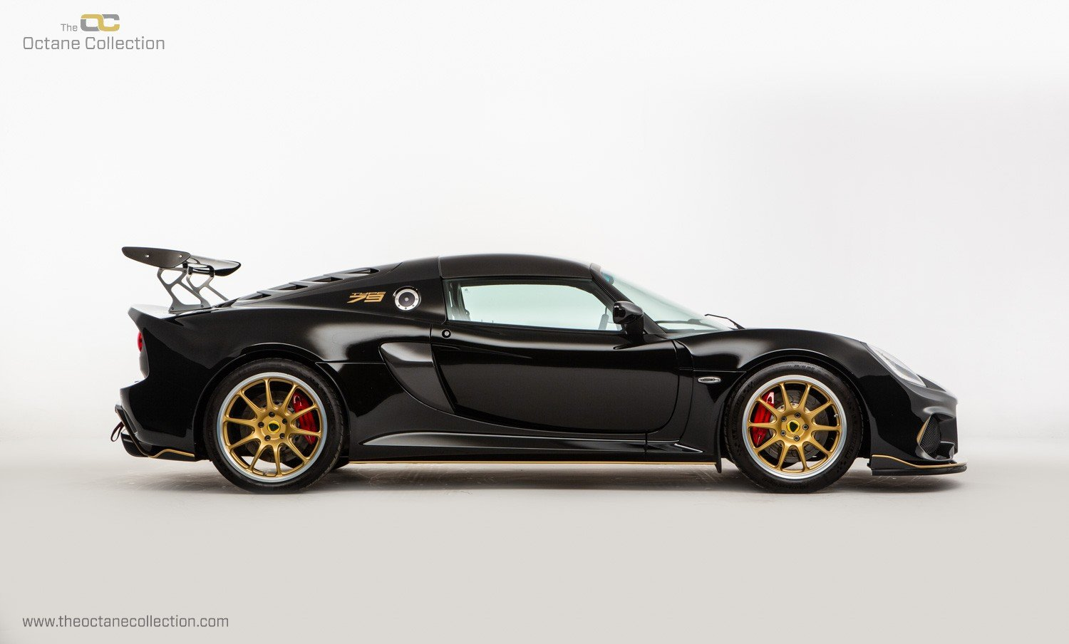 2019 LOTUS EXIGE CUP 430 TYPE 79 SOLD (picture 3 of 6)