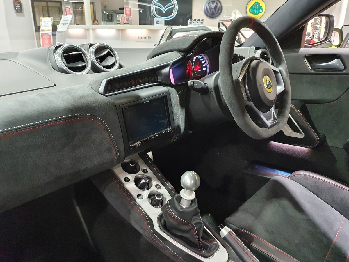 2021 LOTUS EVORA GT 410 2+2 (Brand New Delivery Mileage) For Sale (picture 10 of 12)