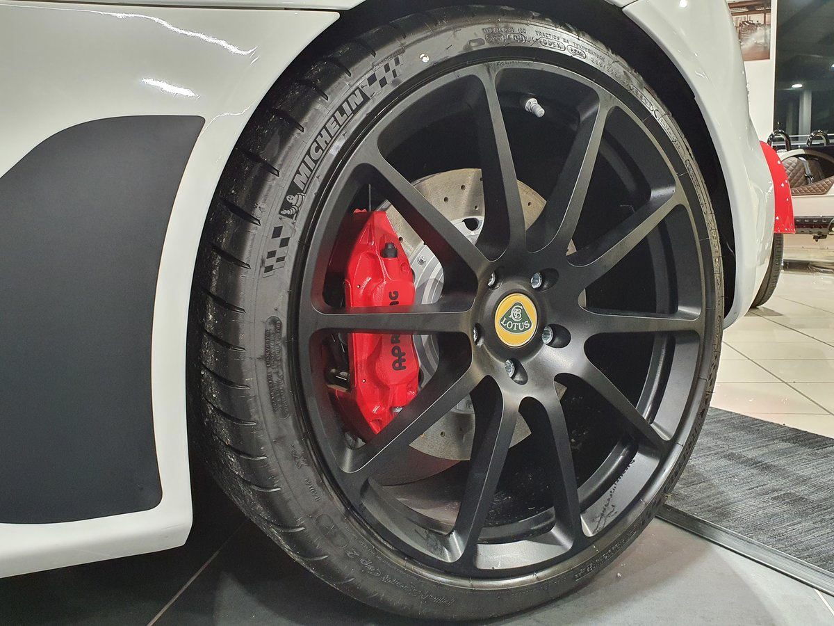2021 LOTUS EVORA GT 410 2+2 (Brand New Delivery Mileage) For Sale (picture 12 of 12)