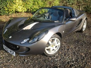 Picture of 2002 Lotus Elise S2