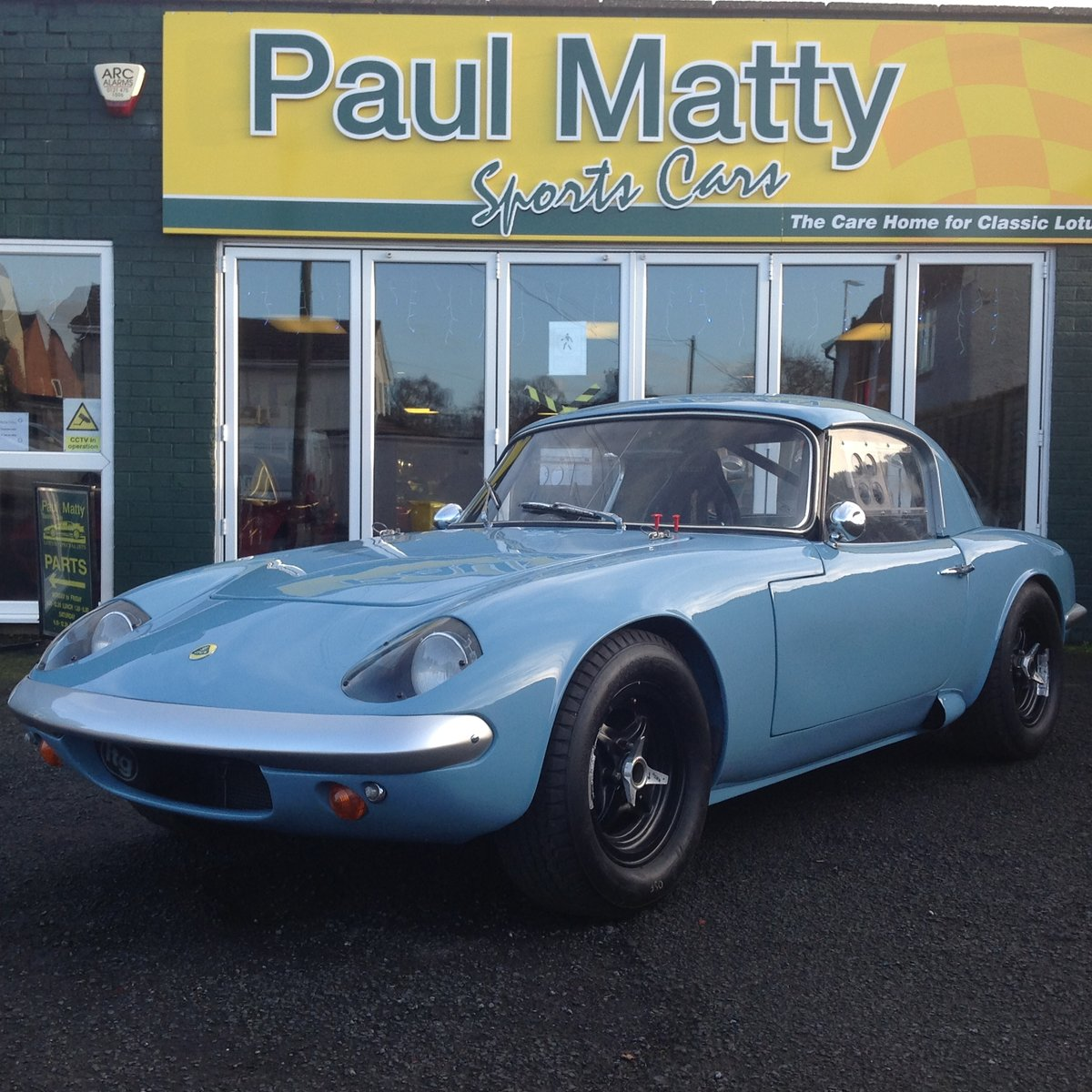 1964 Lotus Elan GTS For Sale (picture 1 of 12)