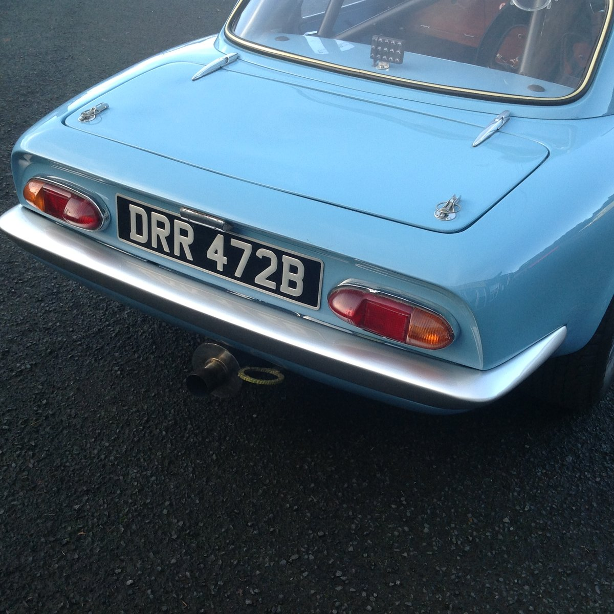 1964 Lotus Elan GTS For Sale (picture 3 of 12)