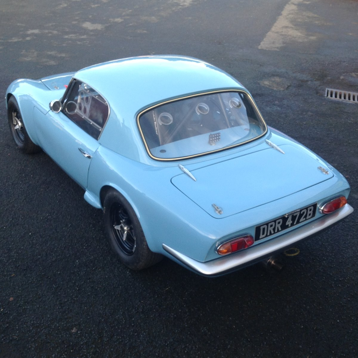 1964 Lotus Elan GTS For Sale (picture 4 of 12)
