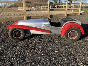 Childrens Half Scale Electric Lotus 7 Replica