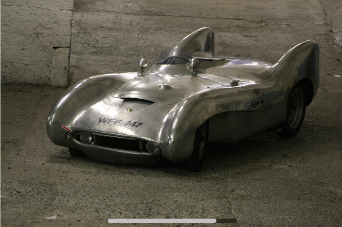1955 Lotus MK9 For Sale (picture 1 of 11)