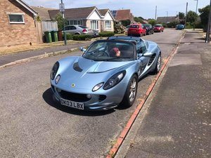 Picture of 2003 Lotus S2 ELISE 111S