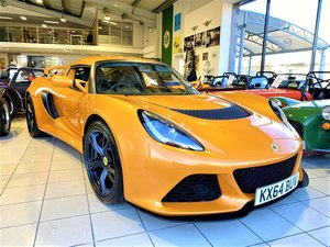 Lotus Exige V6 3.5