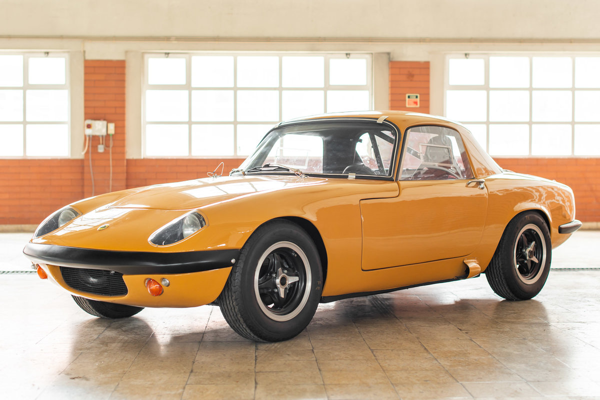 1966 Lotus Elan Coupé H71 For Sale (picture 1 of 12)