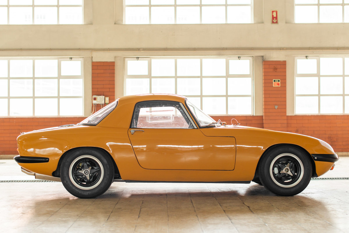 1966 Lotus Elan Coupé H71 For Sale (picture 3 of 12)