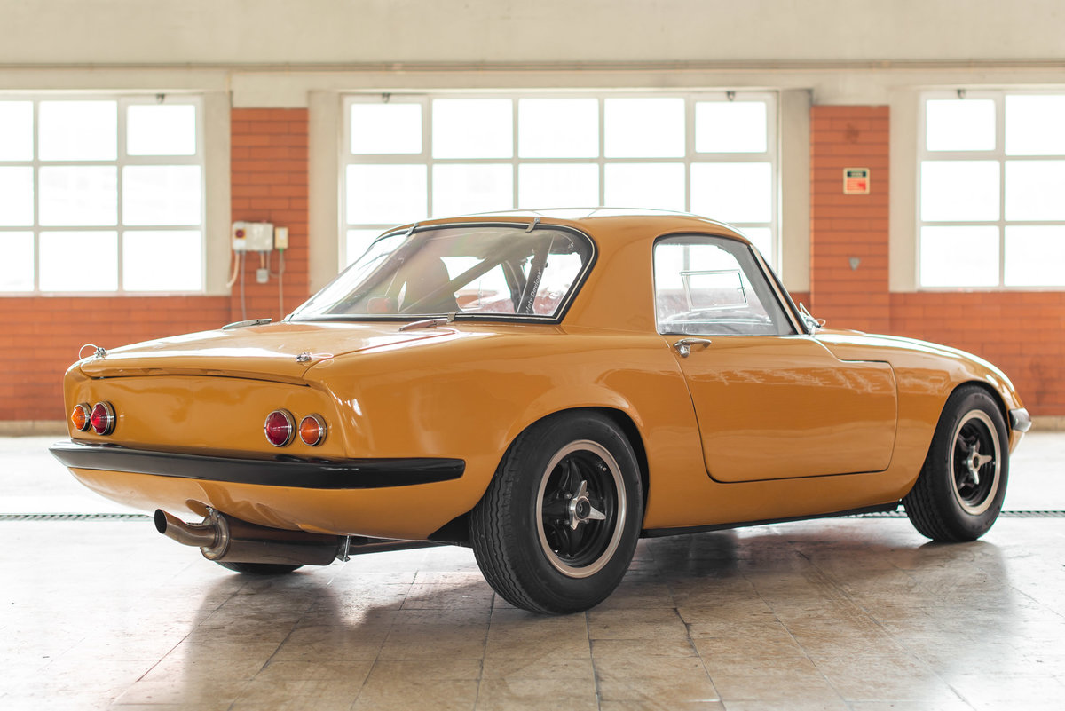 1966 Lotus Elan Coupé H71 For Sale (picture 4 of 12)