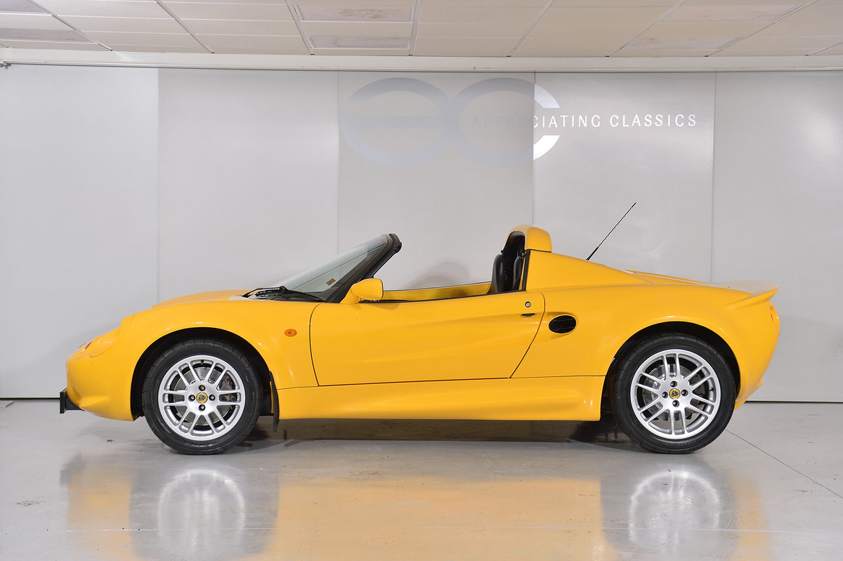2000 One Owner - 25k Miles - Lotus Elise S1 - Fantastic History SOLD (picture 3 of 11)
