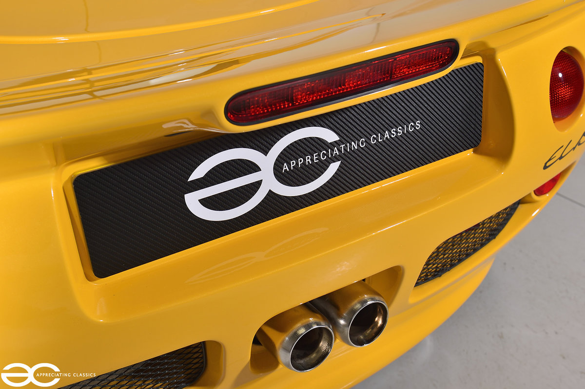 2000 One Owner - 25k Miles - Lotus Elise S1 - Fantastic History SOLD (picture 5 of 11)