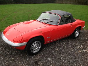 Picture of 1970 Lotus Elan S4 SE DHC For Sale