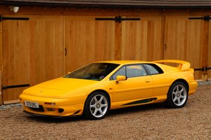 Picture of Lotus Esprit Twin-Turbo V8 GT, 2000.  One owner from new.   For Sale