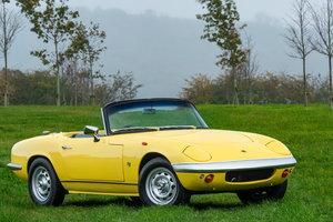 Picture of 1966 Fantastic Restored Lotus Elan SE For Sale