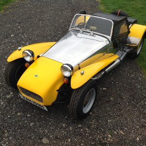 Picture of 1970 Lotus 7 S3 SOLD