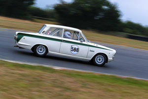 Picture of 1965 Ford Lotus Cortina FIA Historic Racer For Sale