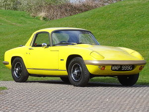 Picture of 1969 Lotus Elan S4 27th April For Sale by Auction
