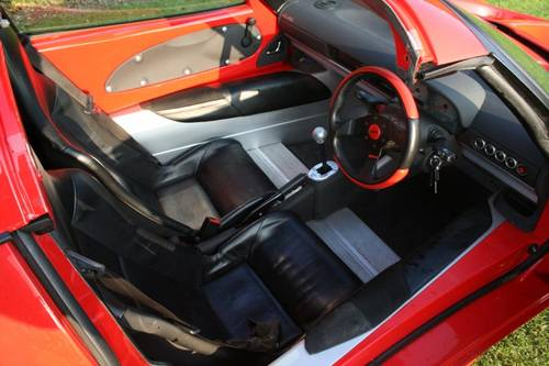1998 Lotus Elise 160 BHP upgrade For Sale (picture 6 of 6)