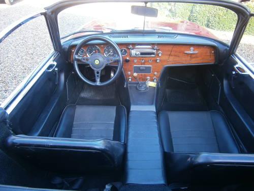 LOTUS ELAN 1967 DHC LEFT HAND DRIVE ***SOLD DEPOSIT TAKEN** For Sale (picture 5 of 6)