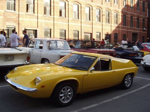 LOTUS EUROPA S1B (46Mk1) 1968  -  VERY  RARE! For Sale (picture 1 of 6)