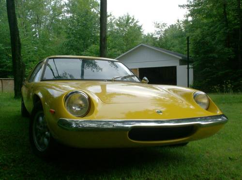 LOTUS EUROPA S1B (46Mk1) 1968  -  VERY  RARE! For Sale (picture 2 of 6)