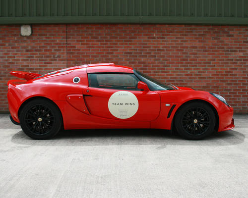 Stunning 2008 Lotus Exige S 220bhp SOLD (picture 1 of 6)
