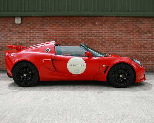 Stunning 2008 Lotus Exige S 220bhp SOLD (picture 2 of 6)