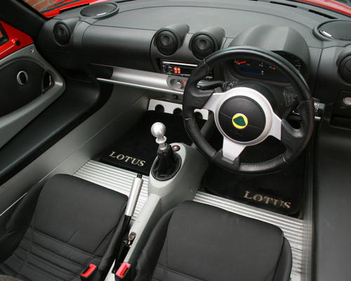 Stunning 2008 Lotus Exige S 220bhp SOLD (picture 5 of 6)