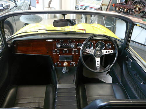 1969 Lotus Elan SE4 with very interesting history. For Sale (picture 4 of 6)