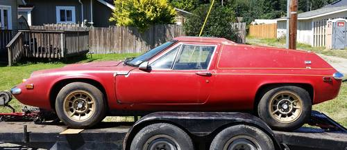 1969 Lotus Europa Barn Find  for Restoration  66,200 miles  For Sale (picture 1 of 6)