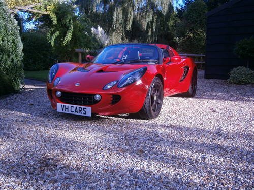 2007 LOTUS ELISE S TOURING PLUS  V *** SOLD DEPOSIT TAKEN**  For Sale (picture 1 of 6)