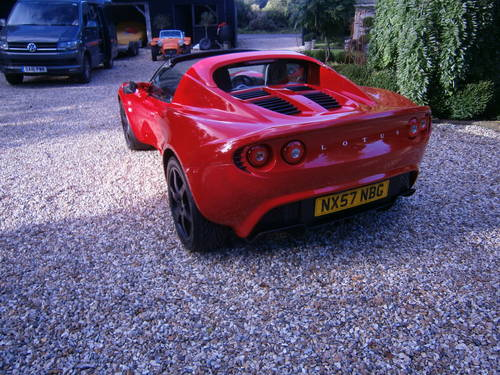 2007 LOTUS ELISE S TOURING PLUS  V *** SOLD DEPOSIT TAKEN**  For Sale (picture 3 of 6)