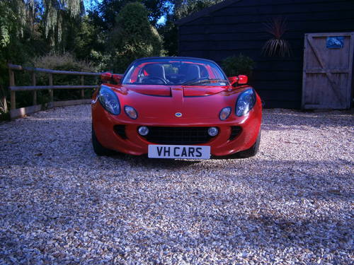 2007 LOTUS ELISE S TOURING PLUS  V *** SOLD DEPOSIT TAKEN**  For Sale (picture 4 of 6)
