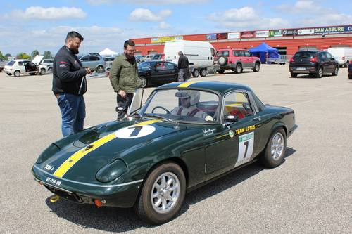1967 Lotus Elan S3 FHC For Sale (picture 1 of 6)