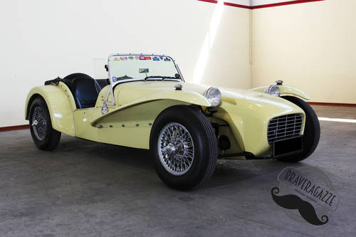 1961 LOTUS Seven S2 competition conditions, exceptional For Sale (picture 1 of 6)