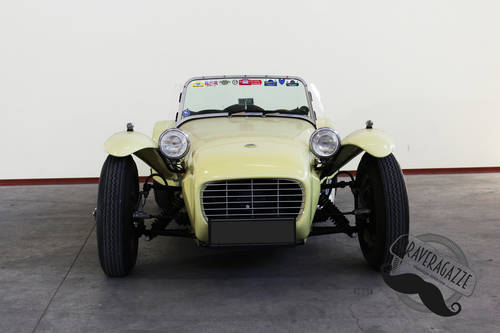 1961 LOTUS Seven S2 competition conditions, exceptional For Sale (picture 3 of 6)
