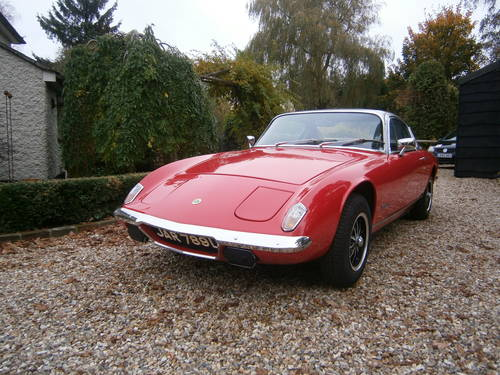 LOTUS ELAN +2S 130/5  1972  LOW MILEAGE***SOLD****   For Sale (picture 2 of 6)