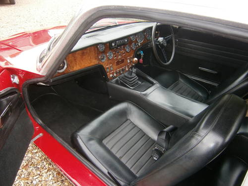 LOTUS ELAN +2S 130/5  1972  LOW MILEAGE***SOLD****   For Sale (picture 4 of 6)