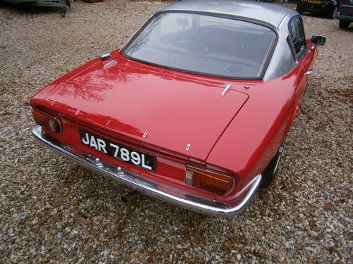 LOTUS ELAN +2S 130/5  1972  LOW MILEAGE***SOLD****   For Sale (picture 5 of 6)