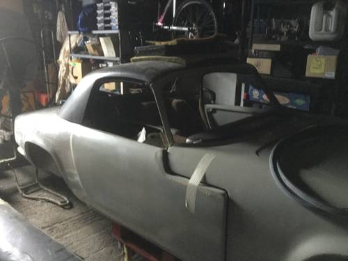1971 LOTUS ELAN BRAND NEW SHELL CONVERTIBLE For Sale (picture 2 of 2)