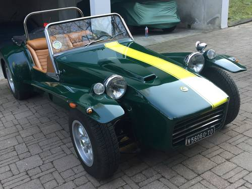 1970 One of the last real  one made by Lotus For Sale (picture 1 of 6)