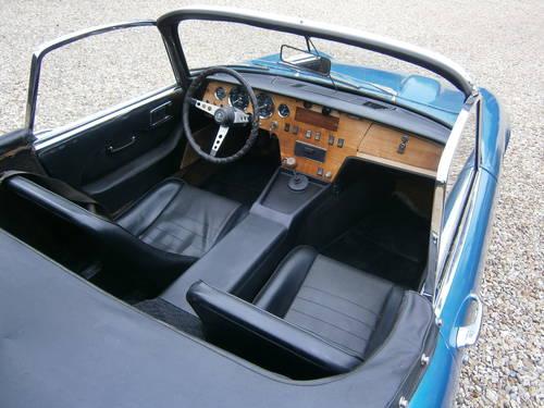 1968 LOTUS ELAN S4 SE 68 TYPE 45 DHC LHD *SOLD DEPOSIT TAKEN* For Sale (picture 4 of 6)