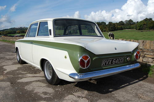 Lotus Cortina For Hire, Ford Cortina Lotus For Hire (picture 4 of 6)