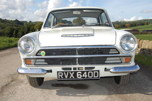 Lotus Cortina For Hire, Ford Cortina Lotus For Hire (picture 5 of 6)
