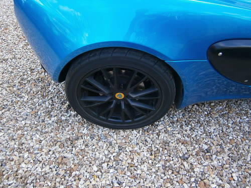 2006 LOTUS EXIGE S2 16V TOURING 190 BHP LAZER BLUE  ***SOLD*** For Sale (picture 5 of 6)