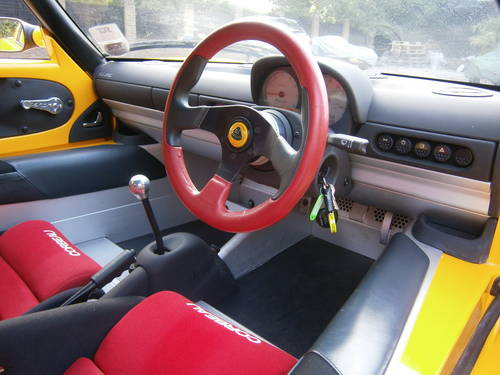 1999 LOTUS ELISE S1 DEALER/FACTORY SPECIAL ORDER 160 **SOLD**   For Sale (picture 3 of 6)