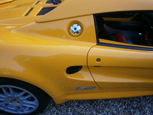 1999 LOTUS ELISE S1 DEALER/FACTORY SPECIAL ORDER 160 **SOLD**   For Sale (picture 5 of 6)