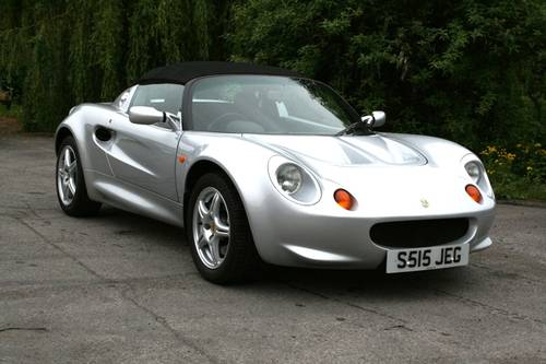 1998 Lotus Elise S1 Now Sold Another available! For Sale (picture 1 of 6)